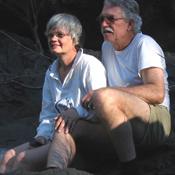 Tony and Gerda