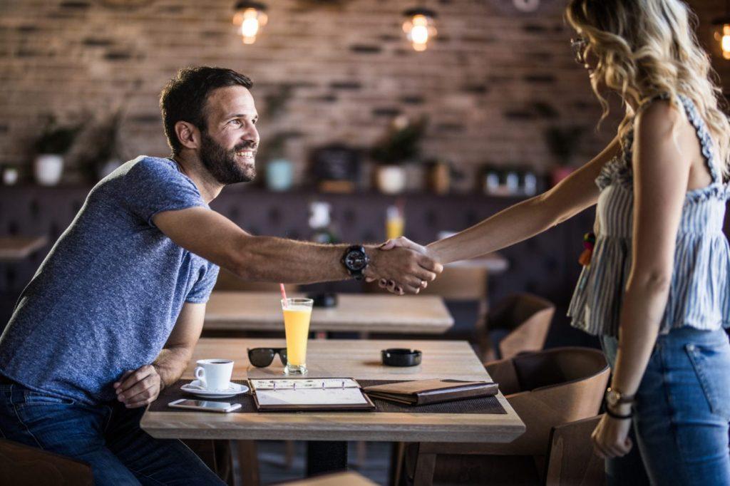 how to meet men